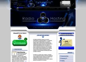 Radiohosting.com.mx thumbnail