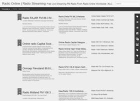 Radioonlinestreaming.blogspot.com thumbnail