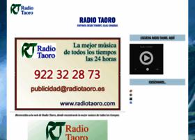 Radiotaoro.com thumbnail