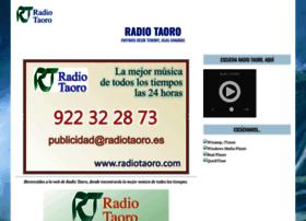 Radiotaoro.es thumbnail