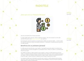 Radiotele.com.mx thumbnail