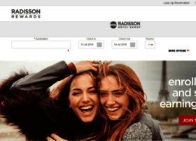 Radissonrewards.com thumbnail