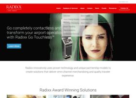 Radixx.com thumbnail