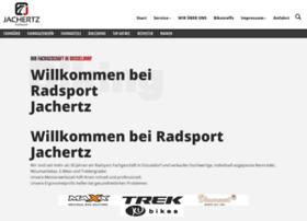 Radsport-jachertz.de thumbnail