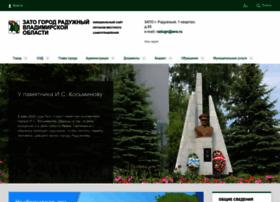 Raduzhnyi-city.ru thumbnail