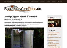 Raeucherofen-tipps.de thumbnail