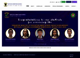 Raffles-international.org thumbnail