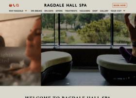 Ragdalehall.co.uk thumbnail