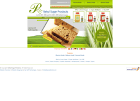 Rahulsugarproducts.com thumbnail