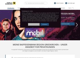 Raiffeisen-grieskirchen.at thumbnail