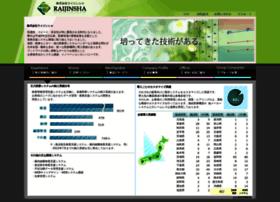 Raijin.co.jp thumbnail