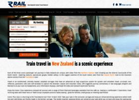 Railnewzealand.com thumbnail
