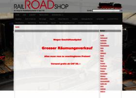 Railroadshop.ch thumbnail