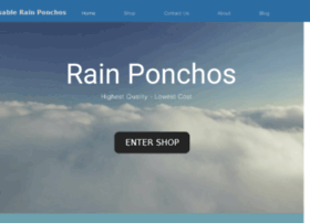 Rain-poncho.co.uk thumbnail