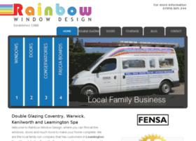 Rainbowwindowdesign.co.uk thumbnail