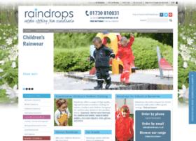 Raindrops.co.uk thumbnail