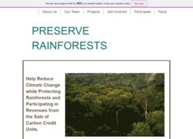 Rainforestholdings.org thumbnail