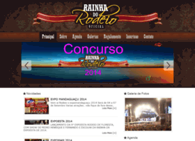 Rainhadorodeio.com.br thumbnail