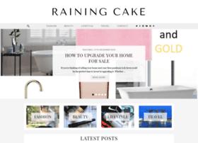 Rainingcake.com thumbnail
