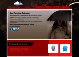 Rainponchosonline.com thumbnail