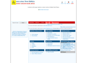 Rajasthan.bsnl.co.in thumbnail