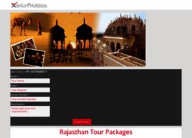 Rajasthantour.xeniumholidays.com thumbnail