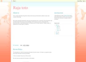 Rajatoto.blogspot.com thumbnail