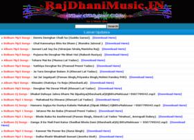 Rajdhanimusic.in thumbnail