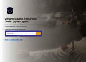 Rajkotcitypolice.co.in thumbnail