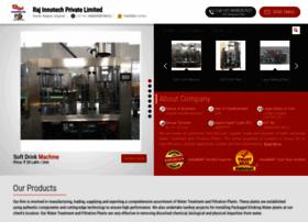 Rajwatertechnology.co.in thumbnail