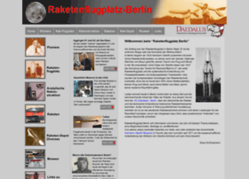 Raketenflugplatz-berlin.de thumbnail