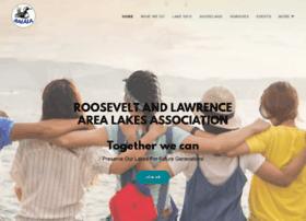 Ralalalakes.org thumbnail