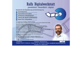 Ralfs-digitalwerkstatt.de thumbnail