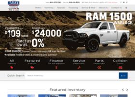 Rallyemotors-chrysler.ca thumbnail
