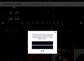 Ralphlauren.co.kr thumbnail