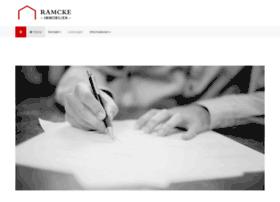 Ramcke-immobilien.de thumbnail