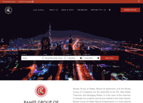 Rameehotels.com thumbnail