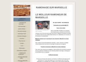 Ramonage-marseille.fr thumbnail