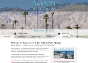 Ramonpark.net thumbnail
