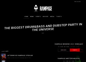 Rampage.events thumbnail