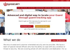 Ramssecurity-guard.co.uk thumbnail