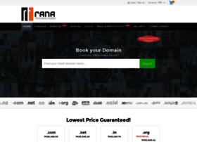 Ranatechnologies.net thumbnail