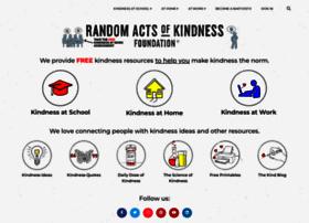 Randomactsofkindness.org thumbnail