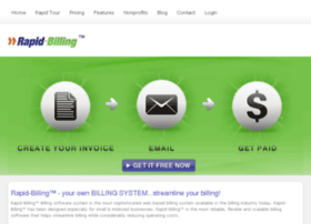 Rapid-billing.com thumbnail