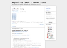 Rapidshareleech.blogspot.com thumbnail