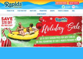 Rapidswaterpark.com thumbnail