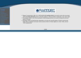 Rapportcommunications.net thumbnail