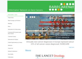 Rarecarenet.eu thumbnail