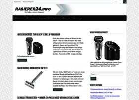 Rasierer24.info thumbnail