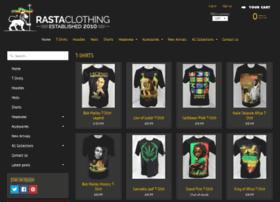 Rastaclothing.co.uk thumbnail